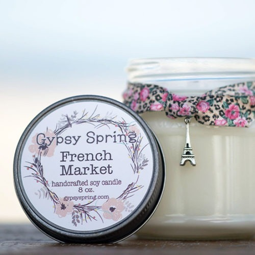 French Market Soy Candle