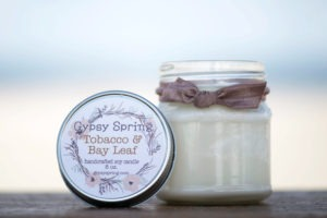 Volcano Soy Candle