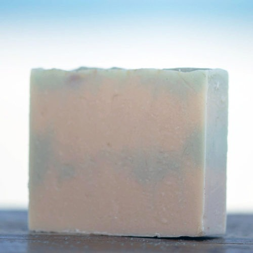 Tobacco and Bay Leaf Goat Milk Soap