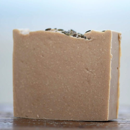Patchouli Lavender Goat Milk Soap